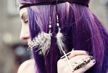 Hair Accessories / Ideas for great & fashionable hair accessories!
