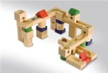 Marble Runs / Wooden toys and marble runs are some of our favorites! Check out all these fun and unique marble runs.