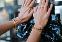 Accessories... OUR best FRIEND <3 / The little shiny accents that completes every outfit!
