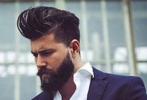 Guys with Good Hair / Just some good hair eye-candy!