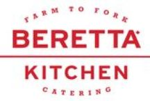 Beretta Kitchen / An experience to be remembered. Intimate dinner party for 10. Boardroom lunch for 50. Wedding for 300. We do it all!
