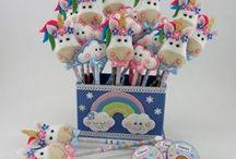 Unicórnio / Lembrancinhas e produtos unicórnio para festas temáticas infantis.