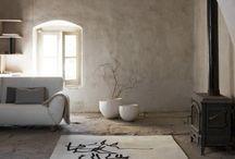 interiors / by Georgia {center ceramics}