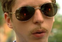 Most Necessary Movie Mustaches / It's time for a celebration of hilarious movie mustaches.