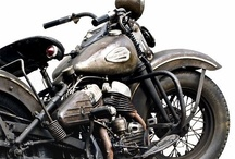 Vehicles - Motorcycles, Bikes & Monowheels / by Nick Porcino