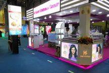 KISNA at IIJS 2013 / KISNA Stall at #IIJS - India International #Jewellery #Show 2013, Mumbai / by Kisna Diamond Jewellery