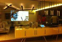 Casa Design 2013 - Living Design / Criado pelo Arquiteto Pedro Lima e pelos Designers Andréa Spelzon e Rodrigo Abbês