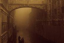 Enchanted Bridges and Walkways / I love old and new bridges and walkways