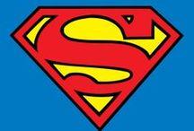 The World of Superman / by Skull Devill