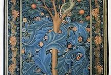 Ancient Rugs, Tapestries;etc. From Around the world / I think ancient tapestries, rugs;etc. are so very beautiful.