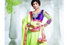 Shilpa shetty's Anarkali Collection. http://20offers.com/Salwar-Kameez/long_anarkali_shilpa_shetty / Shilpa shetty's Anarkali Collection. Bollywood Shilpa Shetty looks gorgeous in awesome blue anarkali suit during a fashion event. Replica of this designer anrakali suit.