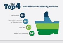 Infographics / Informative infographics that pertain to nonprofit organizations.