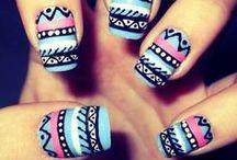 Unhas / Amo unhas estilizadas!