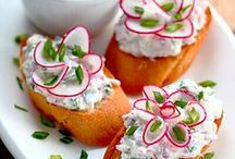 Szendvicsek - salatak