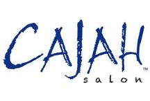 {CaJah Salon} / Photos of product, the salon, stylists, and everything CaJah Salon has to offer to make sure you have Great Hair! #greathair