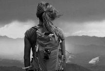 Wanderlust / Simplified travel