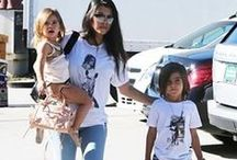 Celebrity + Press / From high profile fashion magazines & Hollywood's mini celebrities!