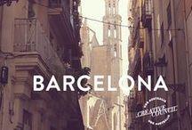 Barcelona, Katalonia, Spanyol. / Barca City