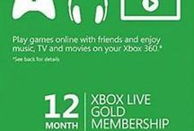 Xbox Live Gold Codes / Cheapest Deals on Xbox Live Gold 2 days / 48 Hour, 14 Day / 2 Weeks 1 Month, 3 Month and 12 Month Xbox Live Gold