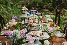 Tea party ♥ ♥