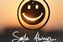 So positive, so smile!