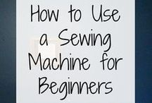 Sewing (Tips and Tricks)