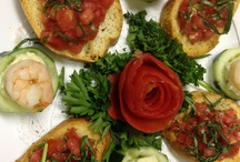 WEDDING CATERING / Some pictures of our recent catering for weddings and rehearsal dinners
