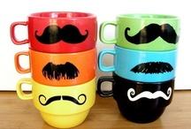moustacheness.