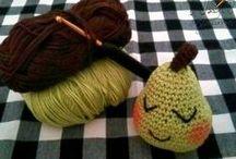 Amigurumi: food / Appetising crocheted food!!