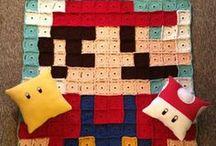Crochet blankets / Mantas bonitas de ganchillo :)