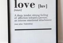 Love....