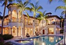 Dream Homes / Unique and Exotic Homes