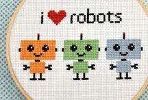 Bordado: Cross stitch ideas