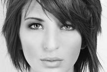 Flirty // Trims / Ideas for future hair adventures / by Heather Carlson