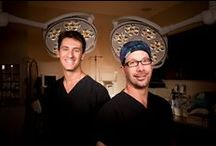 Practice and Staff / Meet Dr. Wolfe and Dr. Vath and see our state of the art office and surgical facility.