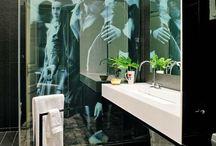 Glass solution bath - Glasløsninger til bad