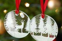 Noël / Idées créations de Noël, bricolages, bricolages avec les enfants, couture, diy. Décoration du sapin, de la maison, fêtes de fin d'année et nouvel an.