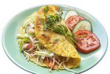 Vietnamese Food / Vietnamese food @gronpapaya.dk