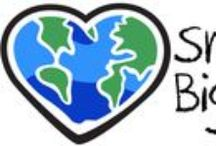 9 Small Acts of Kindness / The 9 Small Acts of Kindness program offers students in school one volunteer opportunity per month so they can learn to change the world through small acts of kindness and service.