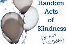 Happy Birthday, Small Acts Big Change