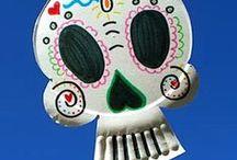 Calaca Parade ideas / Join our Calaca Light UP Parade and Day of the Dead Closing Reception on November 6