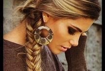 { BEAUTY } hair n' make / Hair and make up ideas