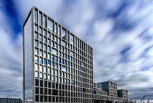Bestseller Århus / Glaseksperten har produceret det indvendige glas herunder brandsikrings-, sikkerheds- og værnglas samt glaspartierne til atriumløsningen. Fotograf Lars Ditlev Pedersen