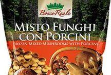 Bosco Reale / Dal bosco le migliori selezioni: funghi e frutti di bosco surgelati.