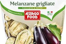 Verdure surgelate / Verdure di qualità da preparare secondo il proprio gusto e fantasia.
