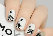 Nails stamps