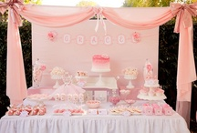 PARTY IDEAS & CANDY BAR ❤