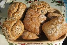 3. Brot, Brötchen, Hörnchen & Co.
