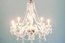 Candlesticks and Chandeliers / by G e r r i e Fijneman