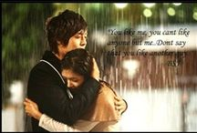 KDrama  / I like to pin pictures from drama's I have already watched or is currently watching <3